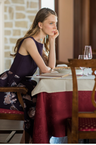 SPECIAL CLOTHING AT RESTAURANT