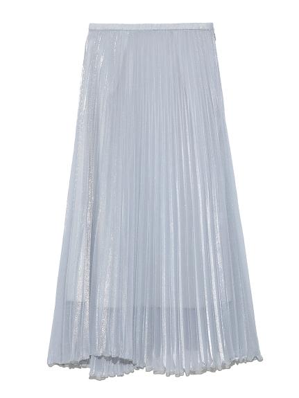 ダブルプリーツスカート(SLV-36)